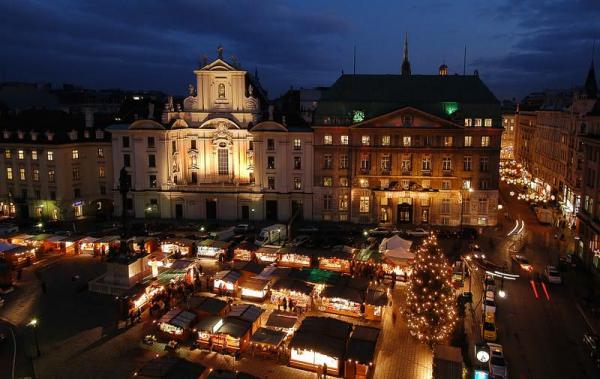 Advent Bécs